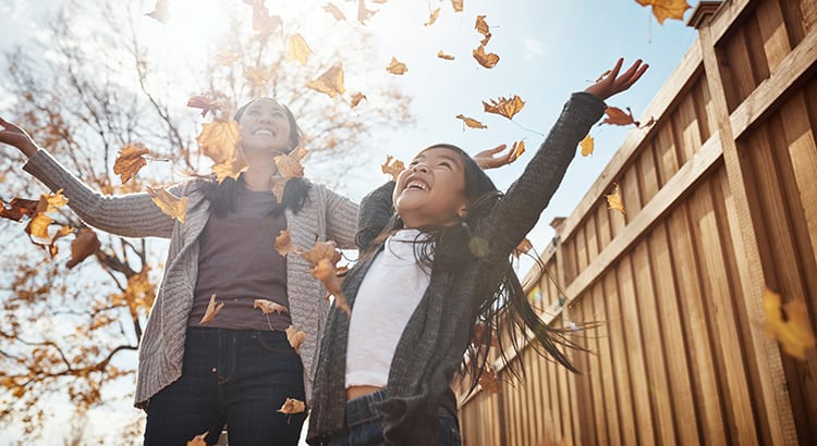 Fall is the best season of all for house sale